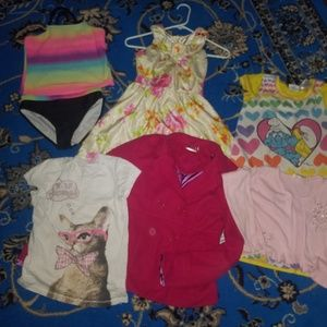 12 Piece Clothing Lot for Girls Size 8-12